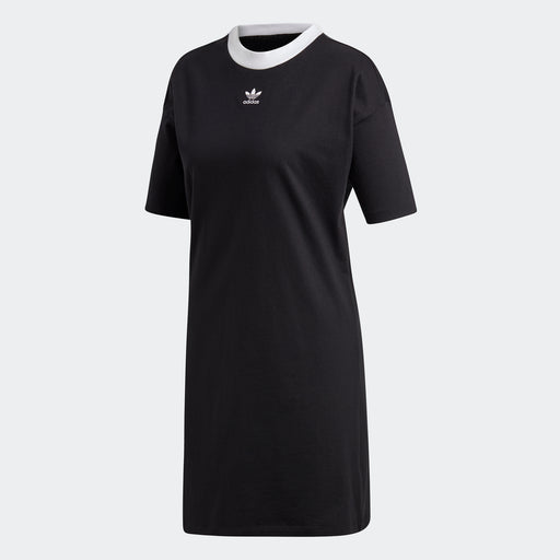 Women's Adidas Originals Trefoil Dress Black