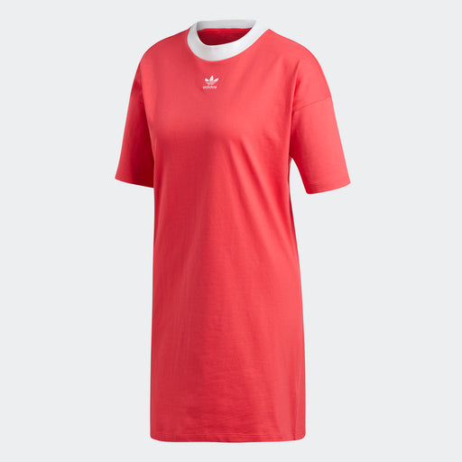 Women's Adidas Originals Trefoil Dress Core Pink