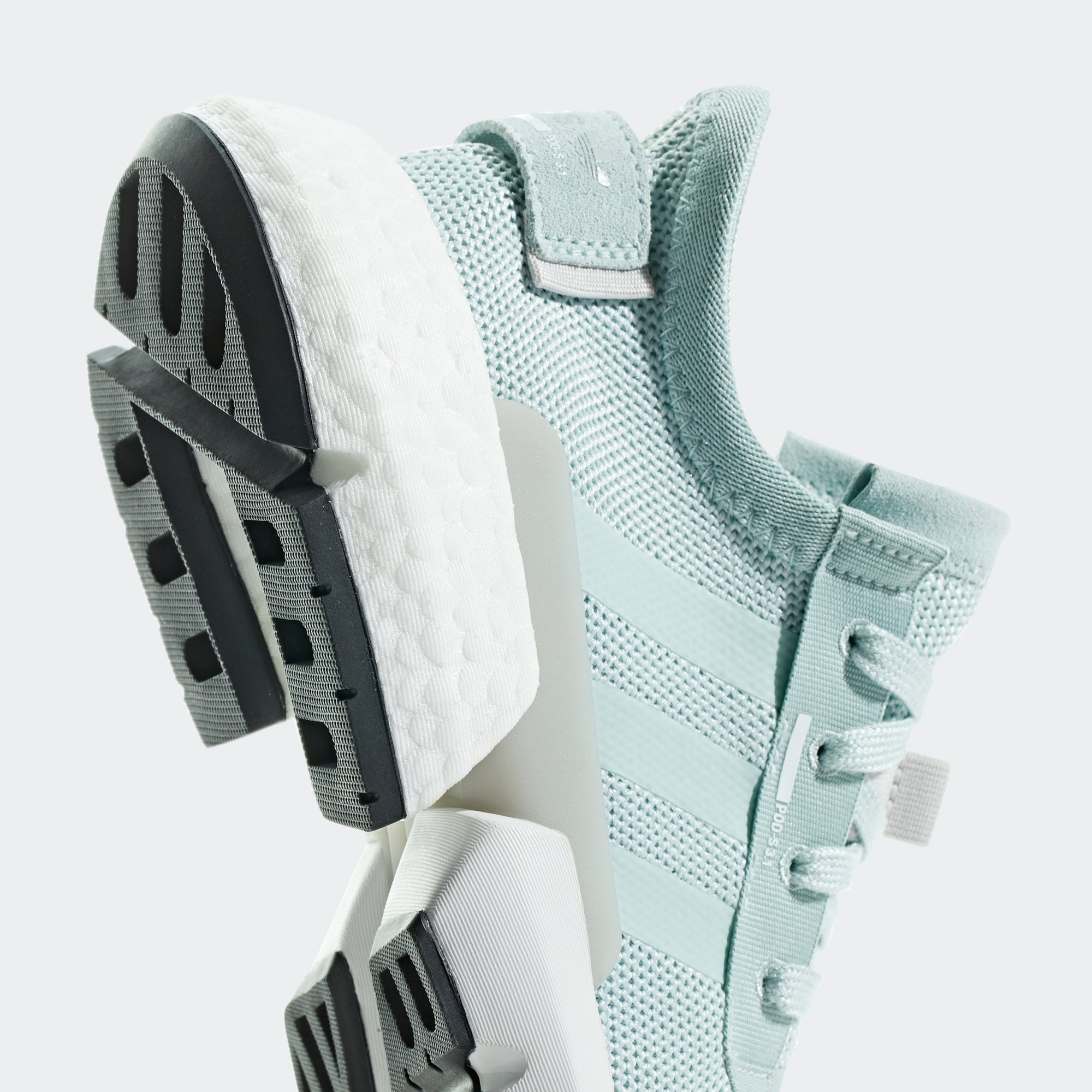 adidas POD S3.1 Shoes Vapour Green B37465 | Chicago City Sports