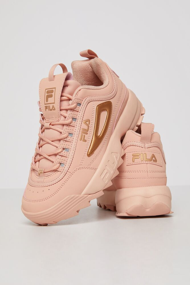 FILA Disruptor 2 Rose Shoes 5FM00785650 | Chicago City Sports
