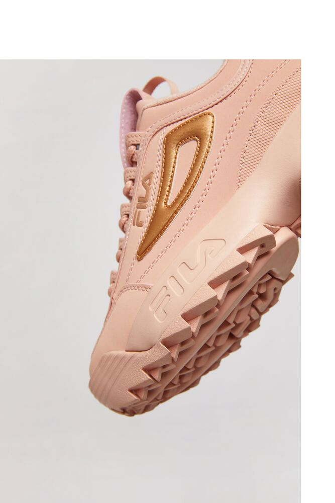 Women's FILA Disruptor 2 Rose Shoes