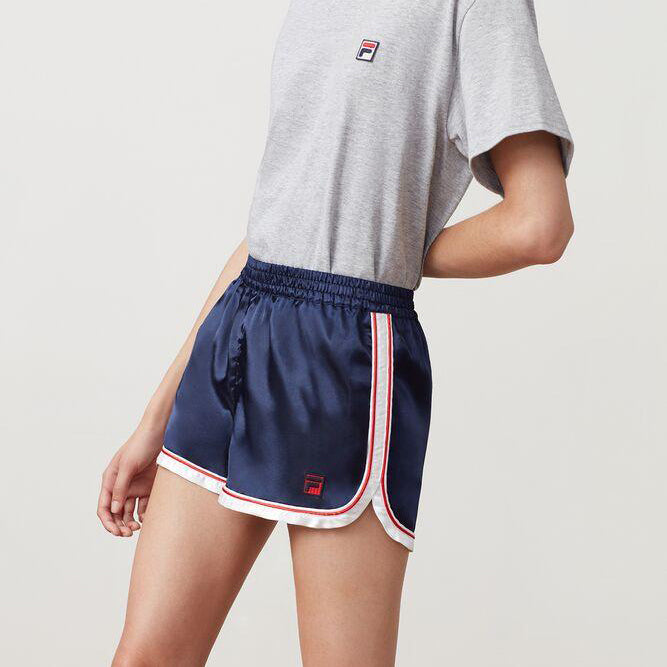 Women's FILA Mercedes Shorts Peacoat