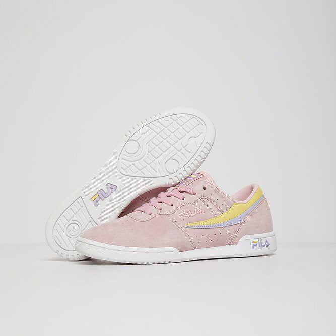 Women's FILA Originals Fitness Shoes Chalk Pink