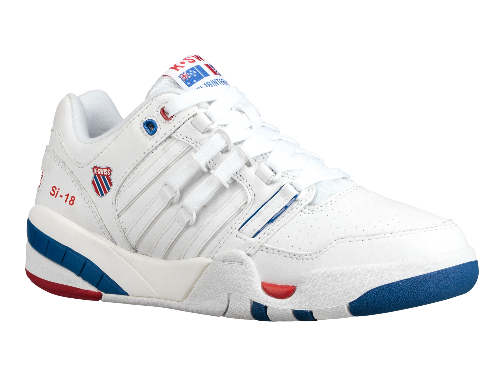 K-Swiss SI-18 INTL Heritage Shoes White