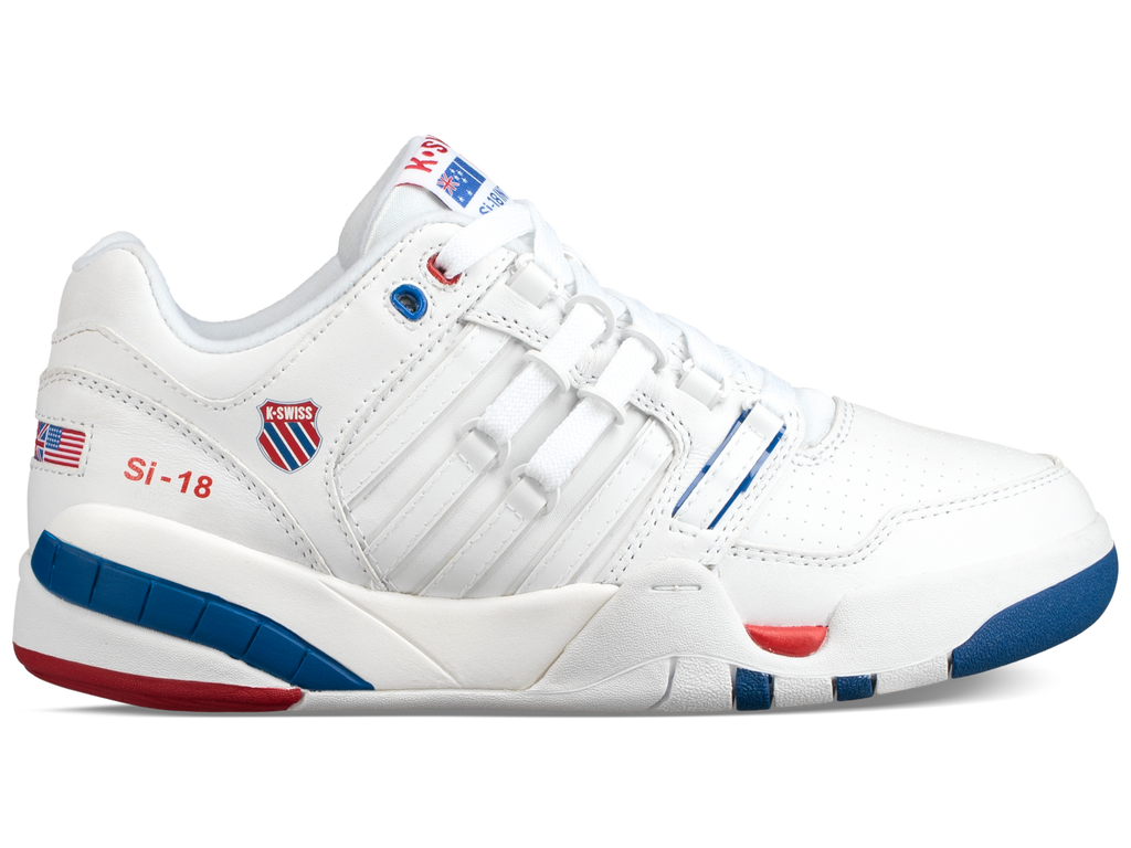 Women's K-Swiss SI-18 INTL Heritage Shoes White
