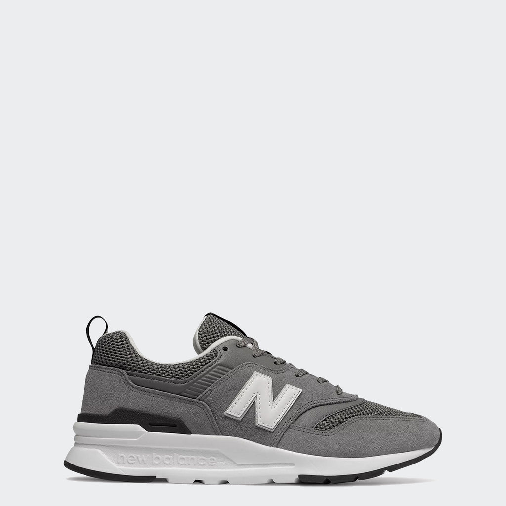 Women's New Balance 997H Shoes Castlerock CW997HAC | Chicago City Sports | side view