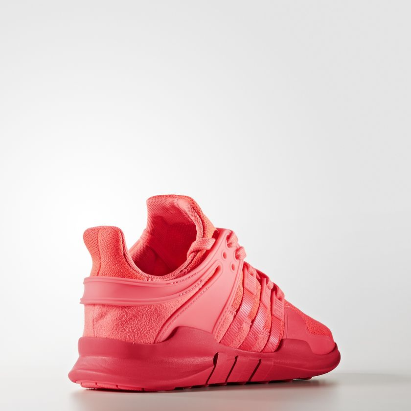 outlet store 59efb bfc24 Womens adidas Originals EQT Support ADV Shoes Turbo Pink