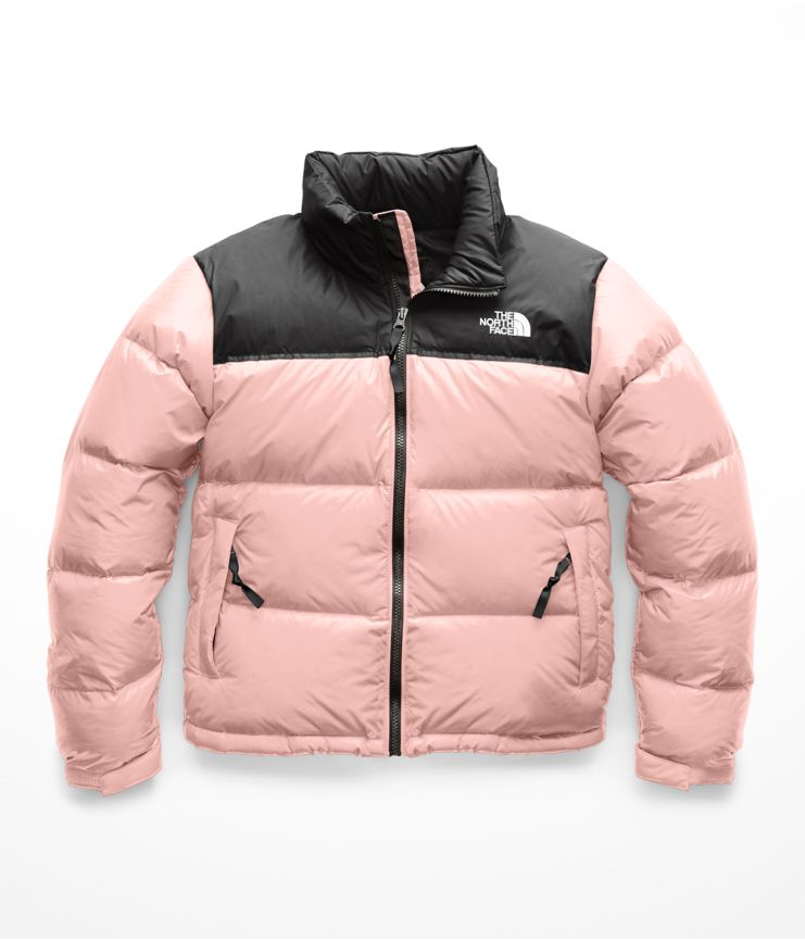 size 40 963c9 89005 Women s The North Face 1996 Retro Nuptse Jacket Misty Rose NF0A3JQR3YM    Chicago City Sports