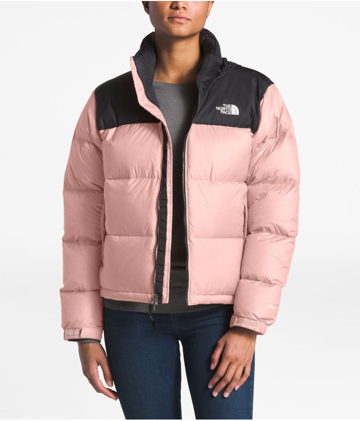 ae787ac5c Women's The North Face 1996 Retro Nuptse Jacket Misty Rose