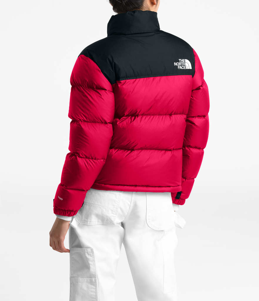 Women's The North Face 1996 Retro Nuptse Jacket Red