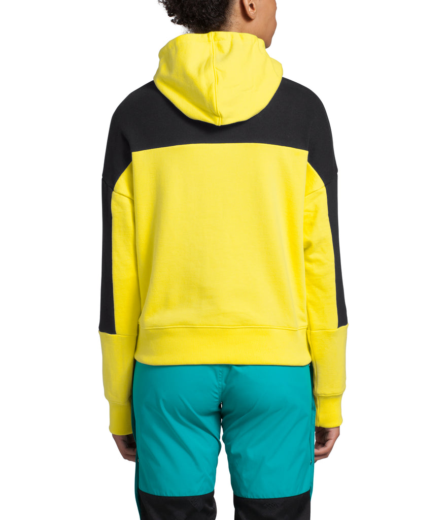 Women's The North Face Graphic Collection Hoodie Lemon