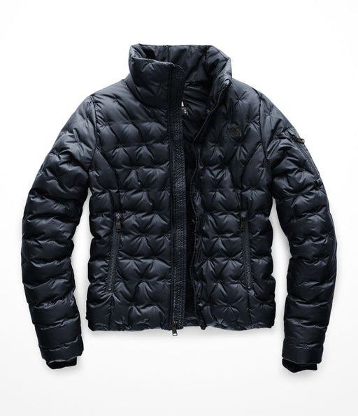 Women's The North Face Holladown Crop Jacket Urban Navy