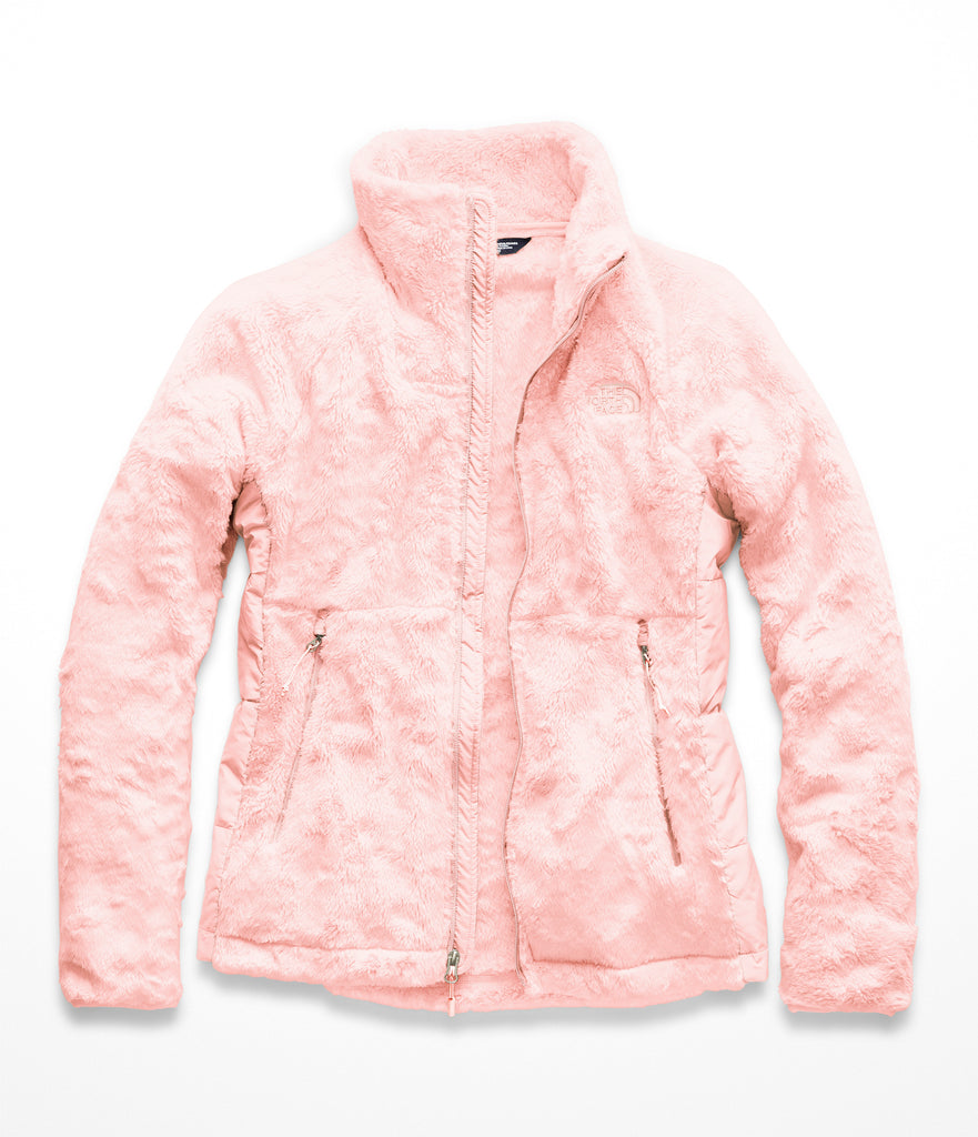Women's The North Face Osito Sport Hybrid Full Zip Pink Salt