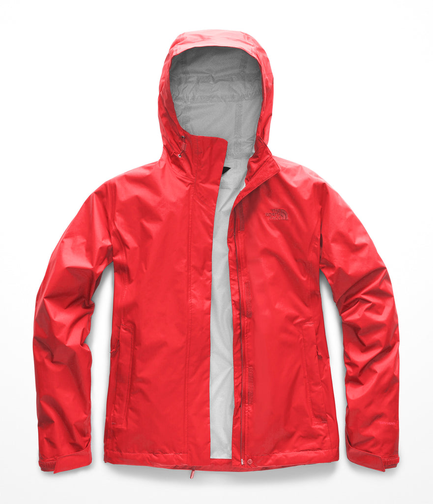 Women's The North Face Venture 2 Jacket Juicy Red