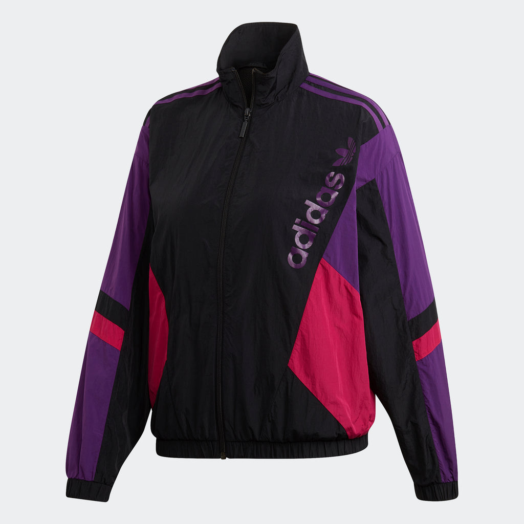 Women's adidas Originals '90s Track Jacket Black