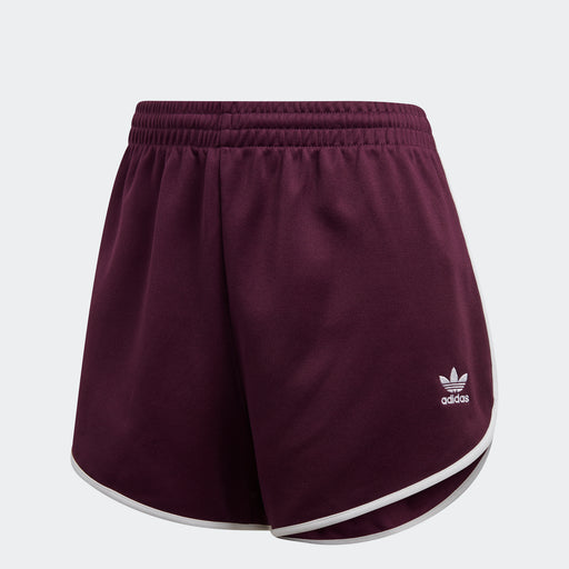 Women's adidas Originals AA-42 Shorts Red Night