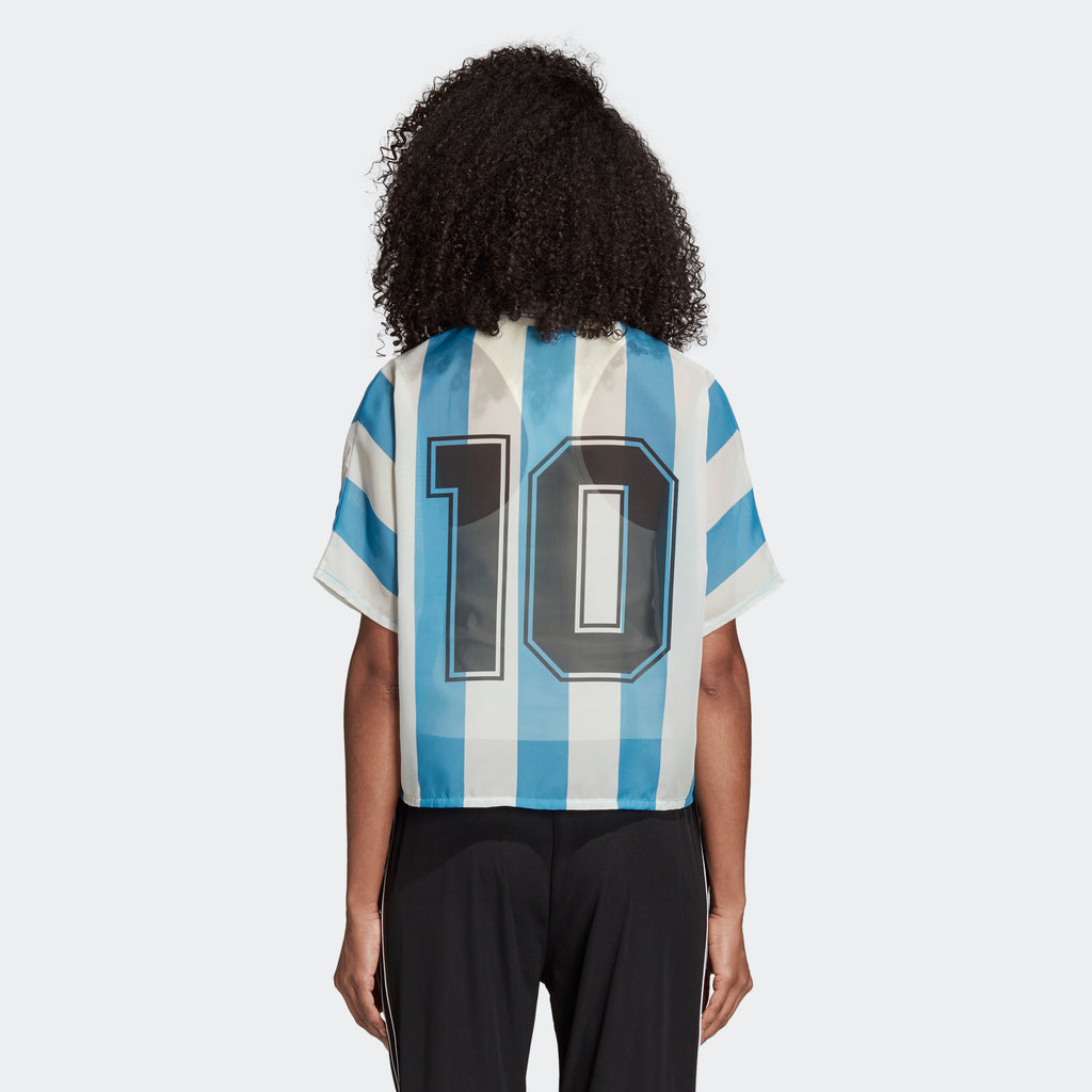 Women's adidas Originals Argentina Layer Tee