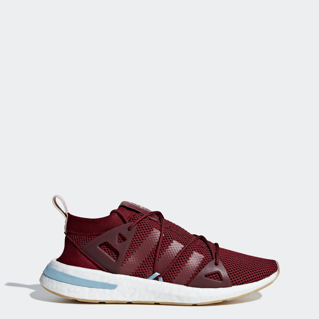Women's adidas Originals Arkyn Shoes Collegiate Burgundy