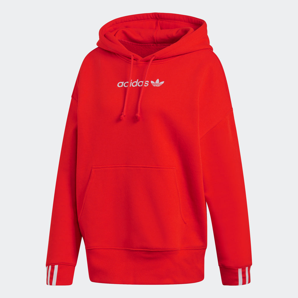Women's adidas Originals Coeeze Hoodie Active Red