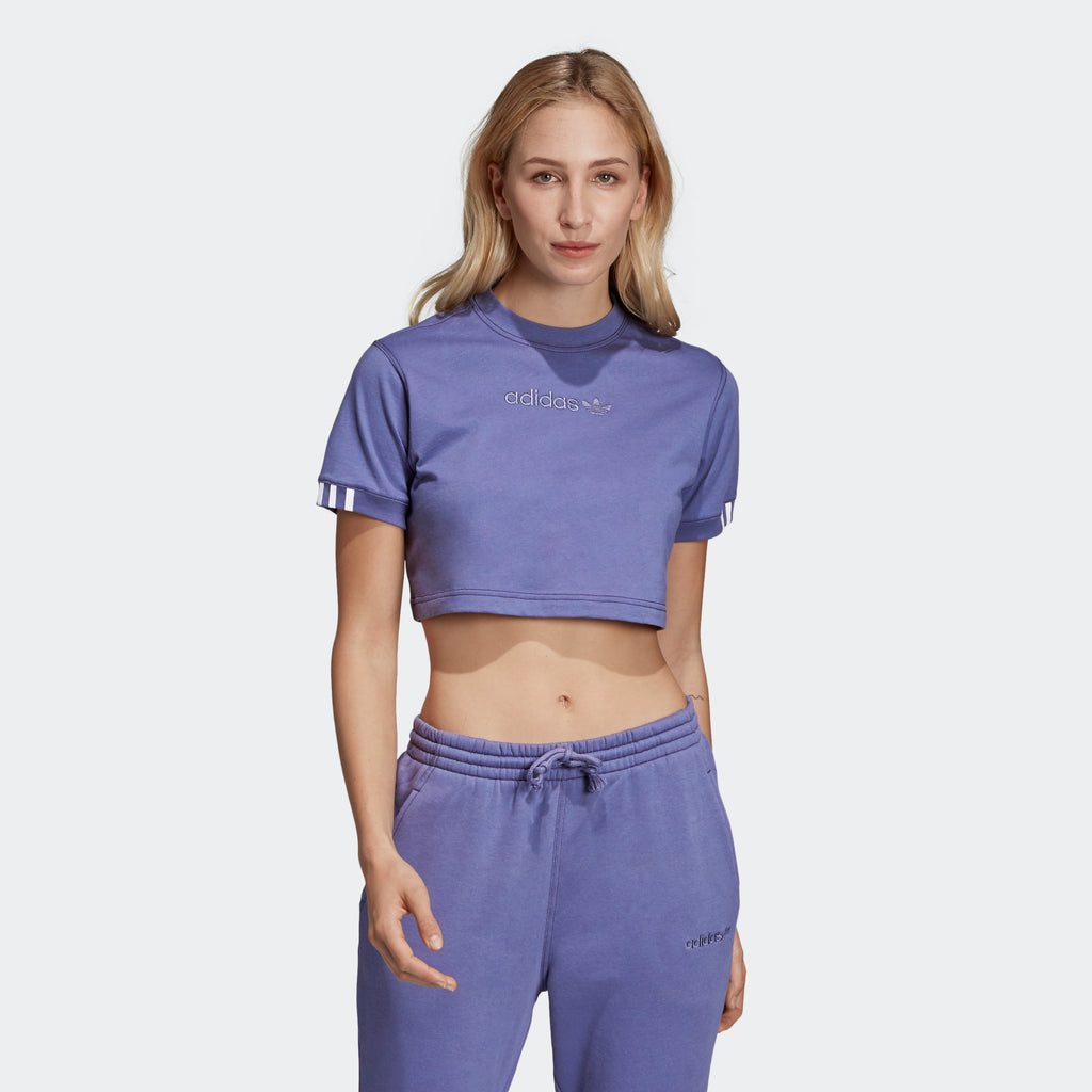 Women's adidas Originals Coeeze Tee Raw Indigo