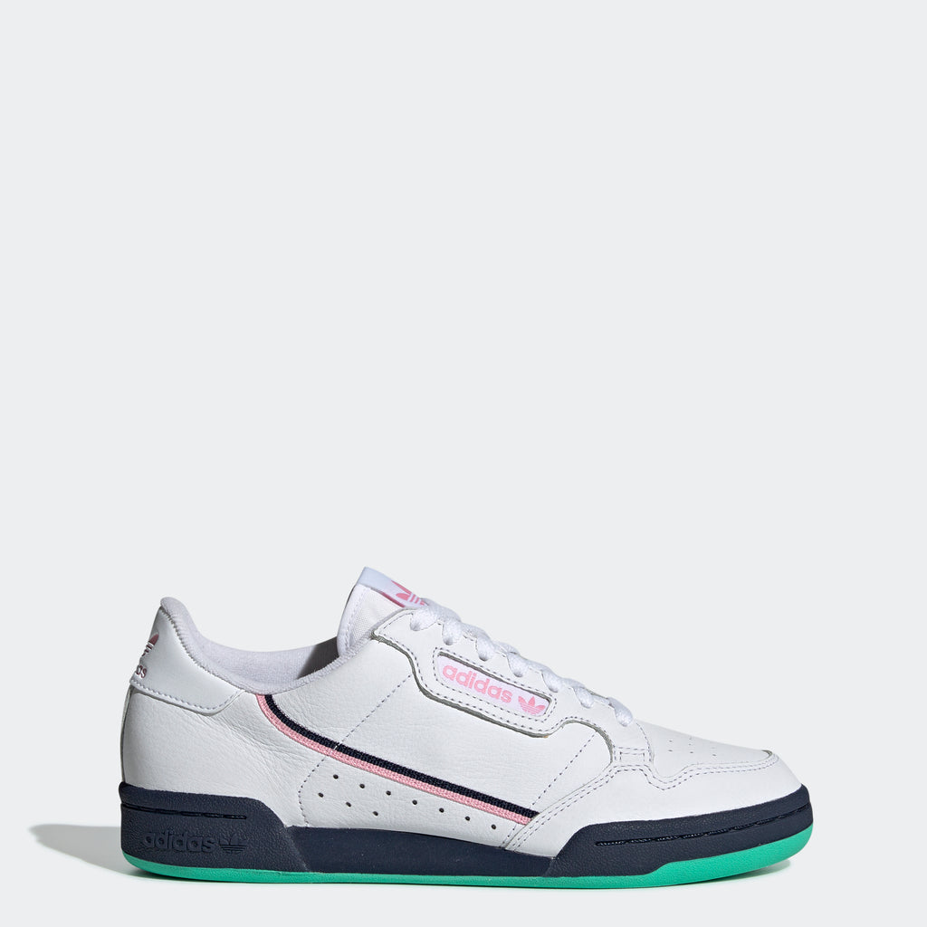 Women's adidas Originals Continental 80 Shoes Cloud White