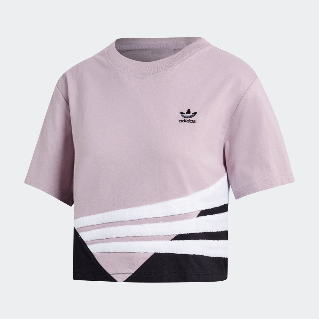 Women's adidas Originals Cropped Tee Soft Vision