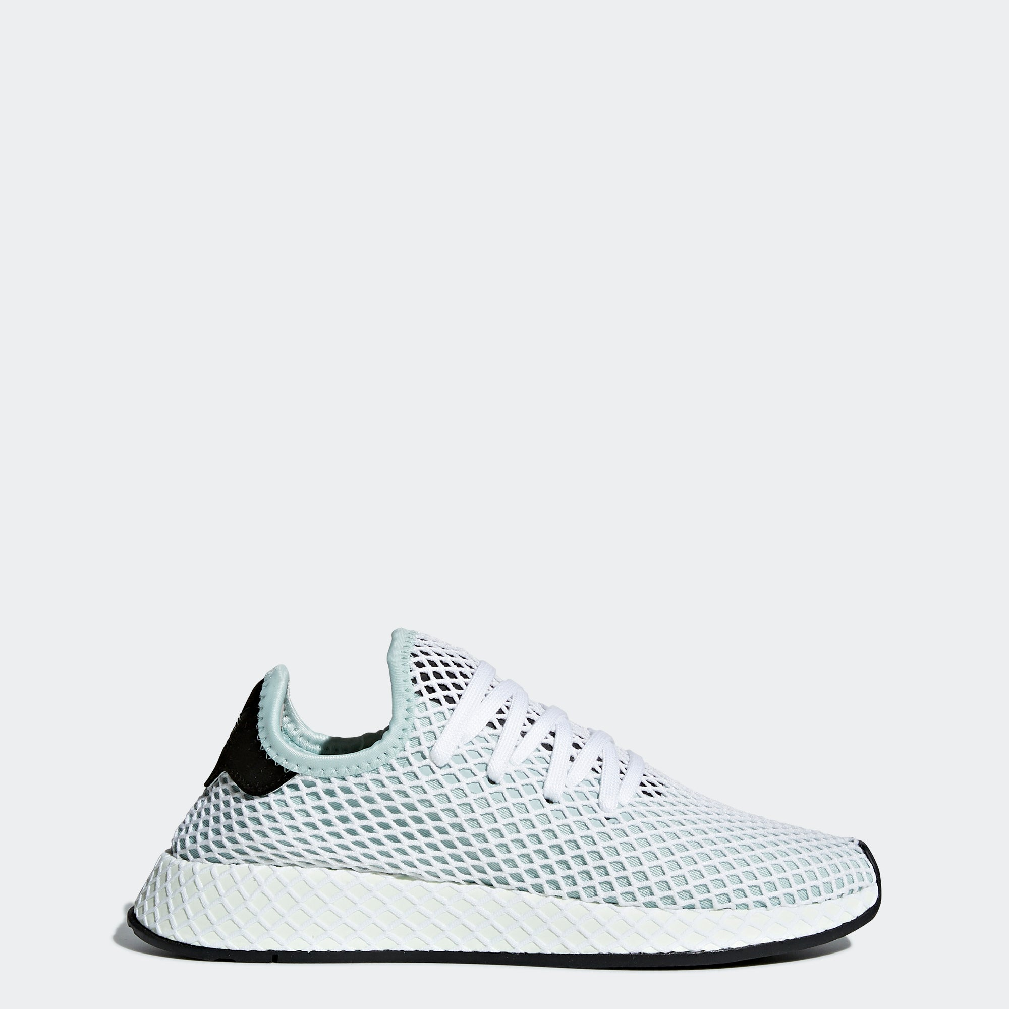 a5e513a82316 Women s adidas Originals Deerupt Runner Shoes Ash Green CQ2911 ...