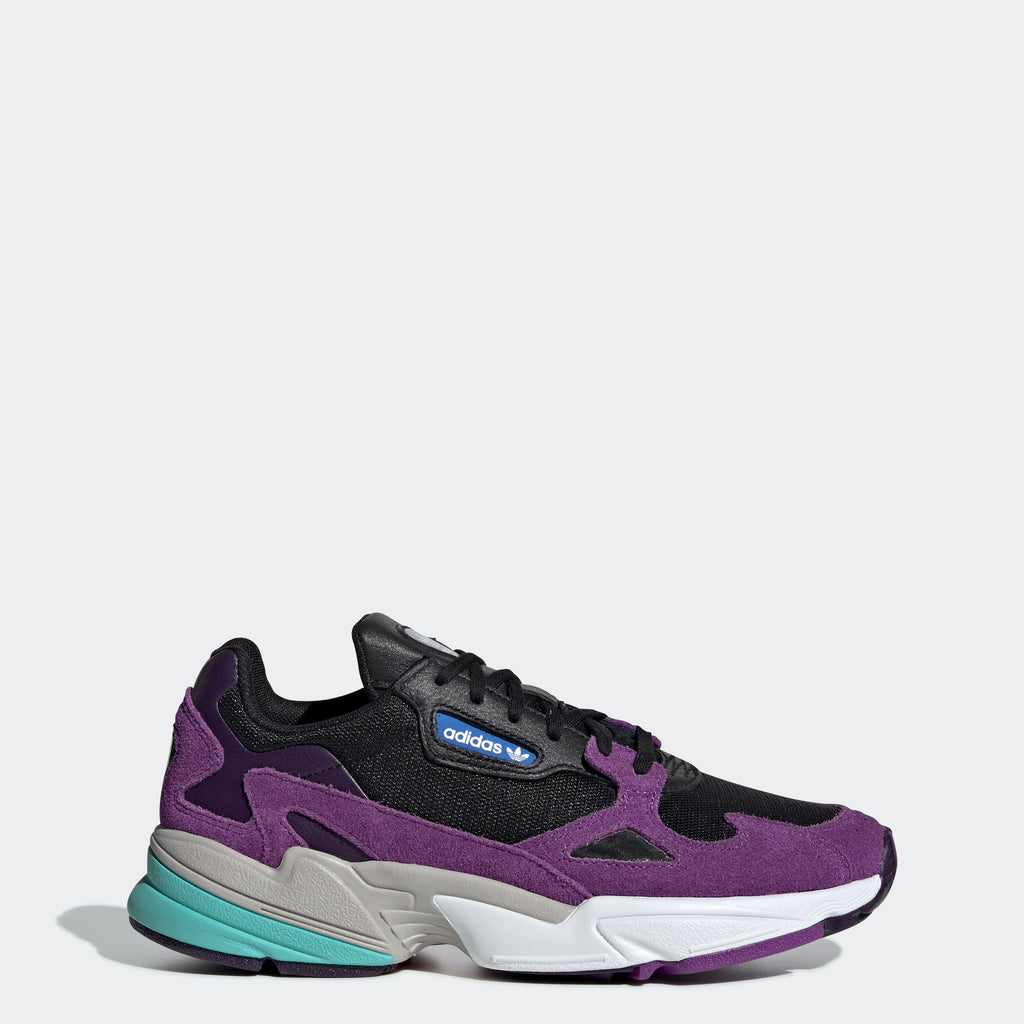 Women's adidas Originals Falcon Shoes Active Purple