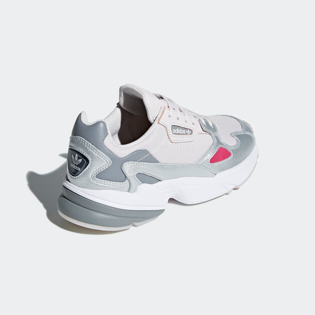 Women's adidas Originals Falcon Shoes Orchid Tint