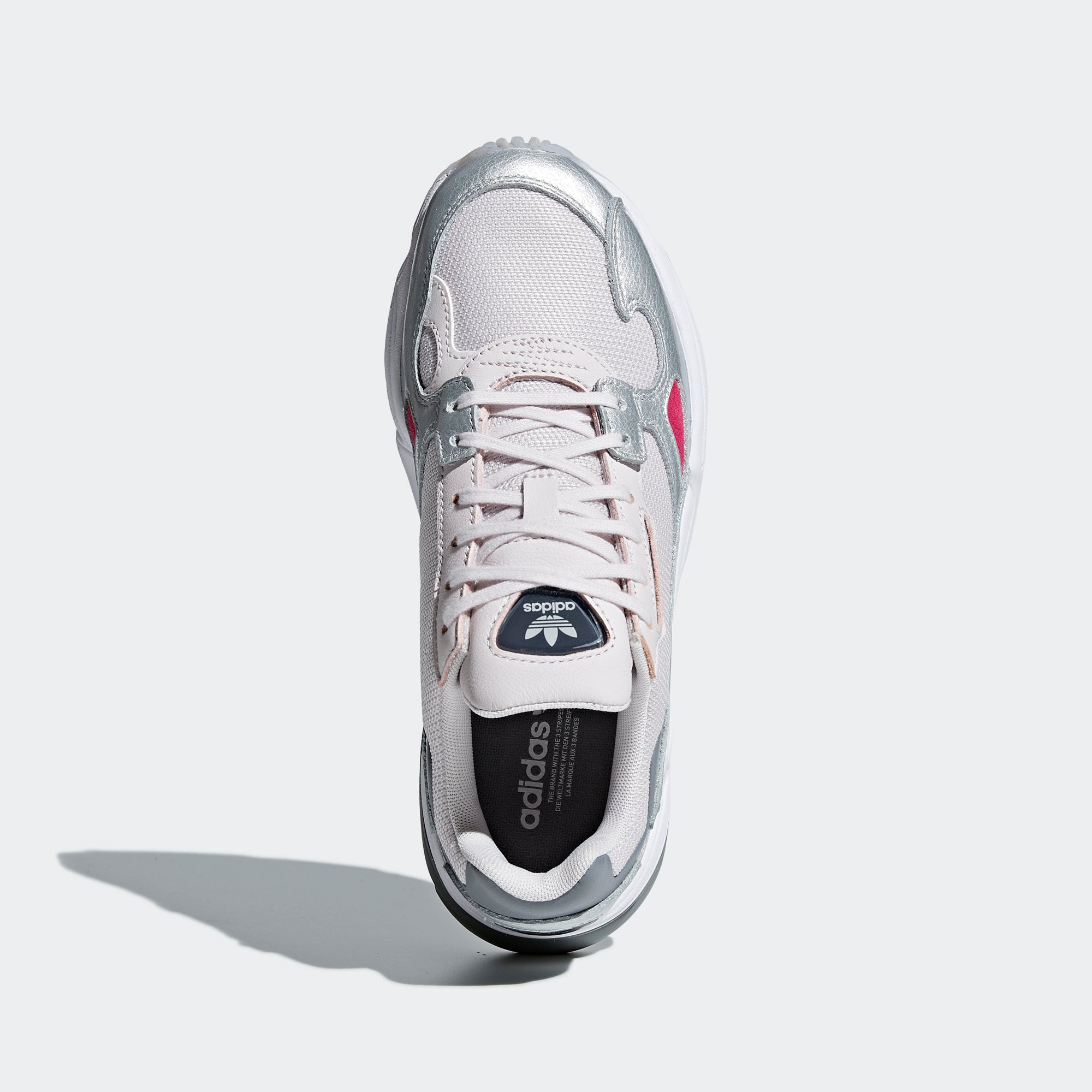 on sale 32a70 d5555 adidas Falcon Shoes Orchid Tint D96757  Chicago City Sports