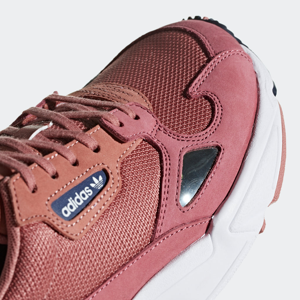 Women's adidas Originals Falcon Shoes Raw Pink
