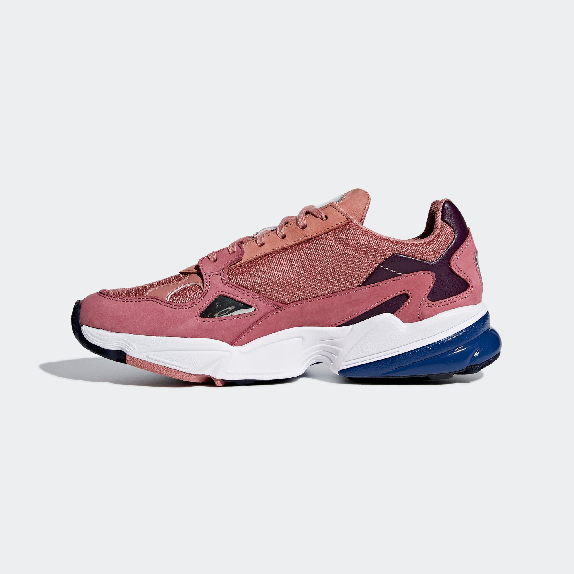 adidas Falcon Shoes Raw Pink D96700
