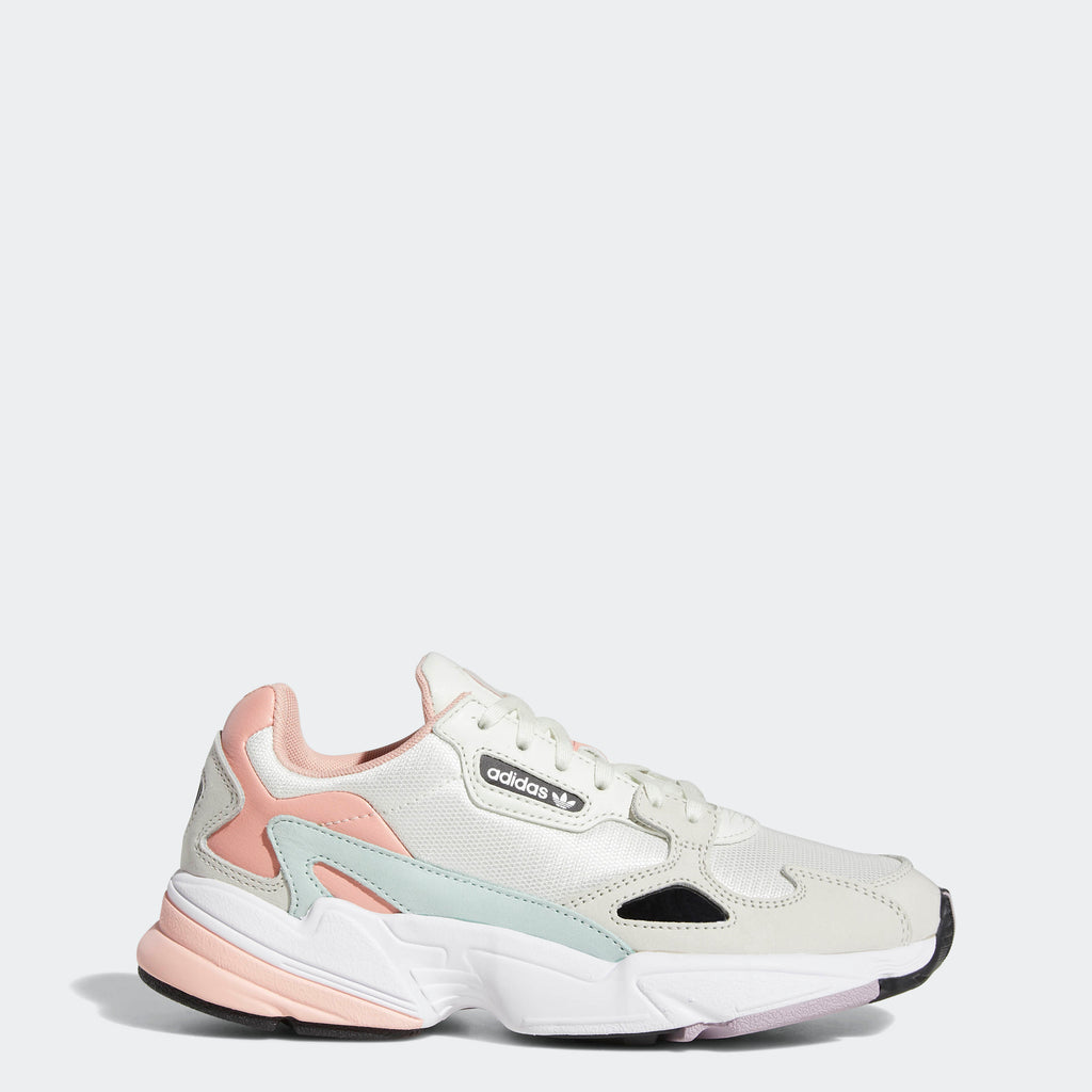 Women's adidas Originals Falcon Shoes Running White