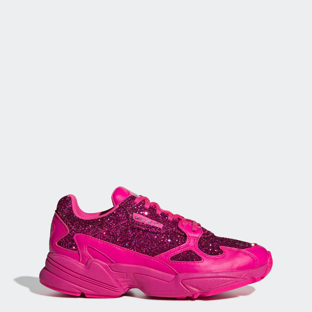 Women's adidas Originals Falcon Shoes Shock Pink
