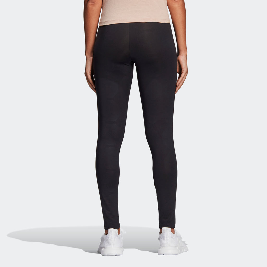 Women's adidas Originals Fashion League Leggings Black