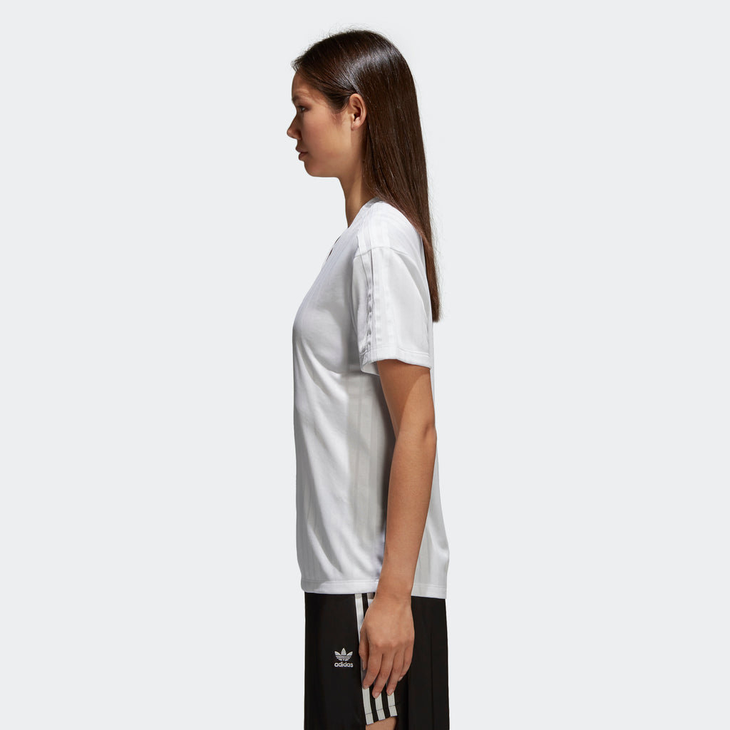 Women's adidas Originals Fashion League Tee White