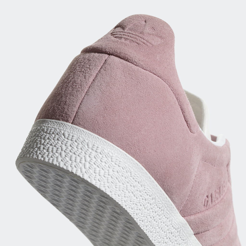 Women's adidas Originals Gazelle Stitch and Turn Shoes Wonder Pink