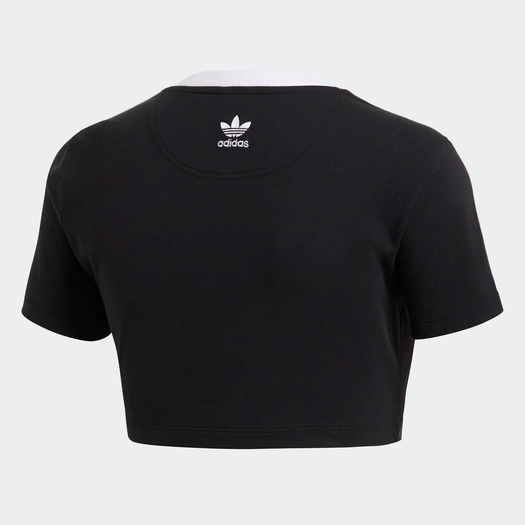 Women's adidas Originals Hattie Stewart Cropped Tee
