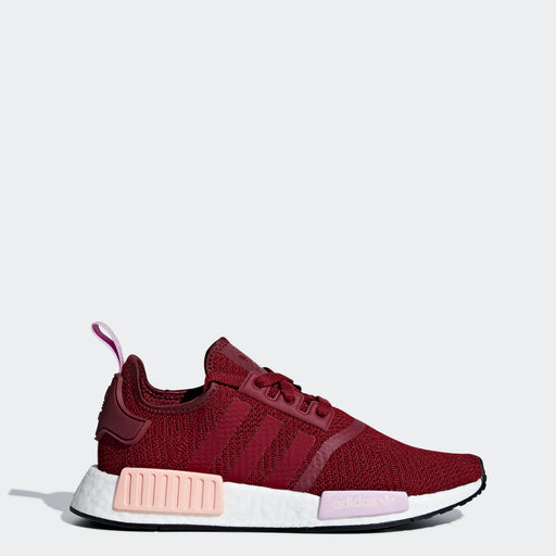 Women's adidas Originals NMD_R1 Shoes Collegiate Burgundy