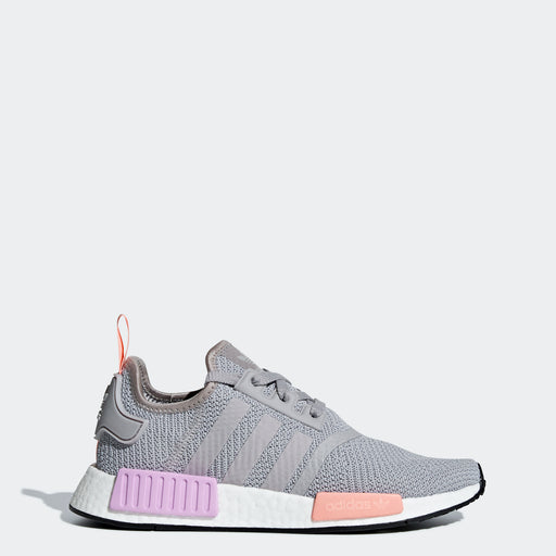 Women's adidas Originals NMD_R1 Shoes Light Granite