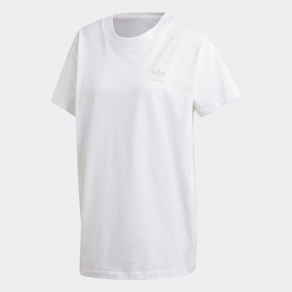 Women's adidas Originals NOV Graphic Tee White