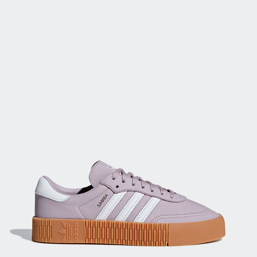 Women's adidas Originals Sambarose Shoes Soft Vision