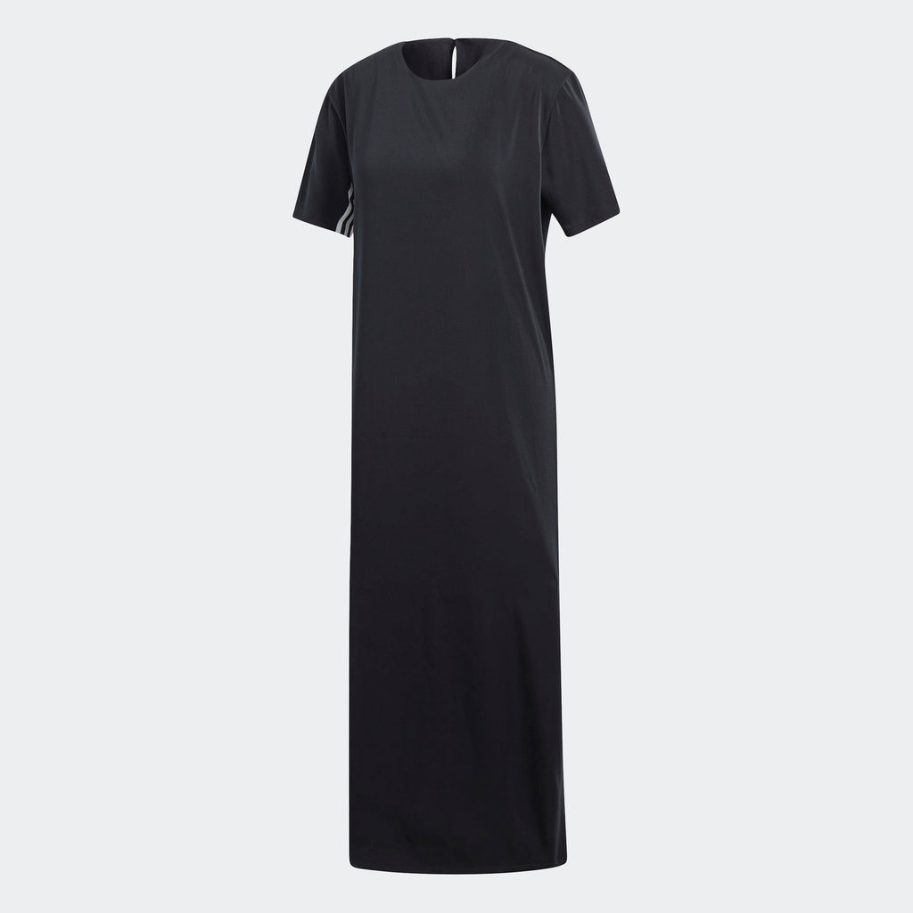 Women's adidas Originals Satin Dress Black