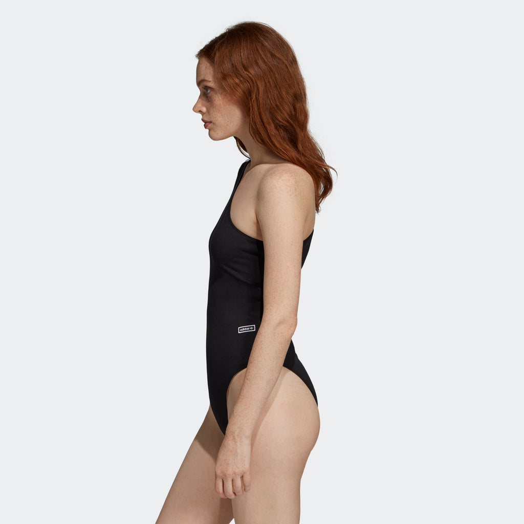 Women's adidas Originals Tailored Bodysuit Black