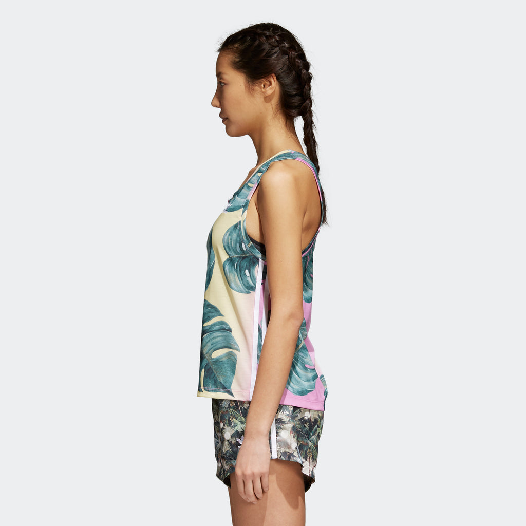 Women's adidas Originals Tank Top Passinho Multicolor