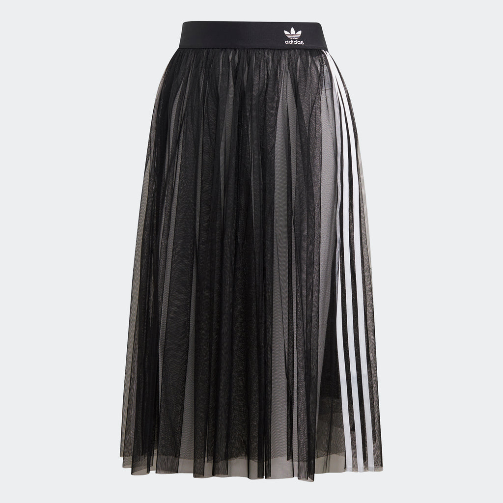 Women's adidas Originals Tulle Skirt Black