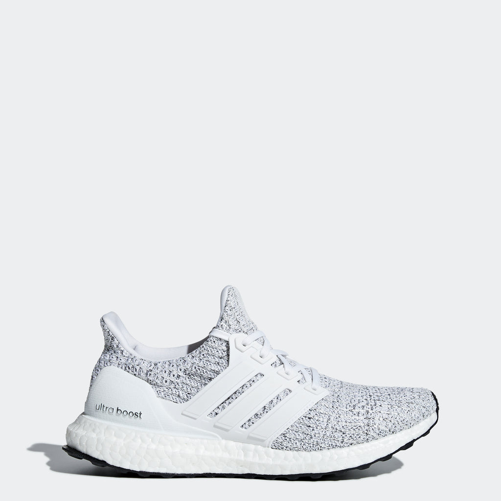 Women's adidas Originals Ultraboost Shoes White Non Dyed
