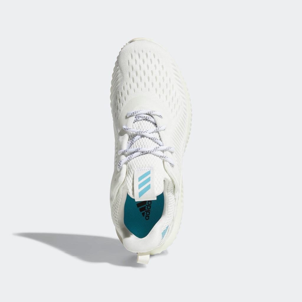 Women's adidas Running Alphabounce 1 Parley Shoes Non Dyed White