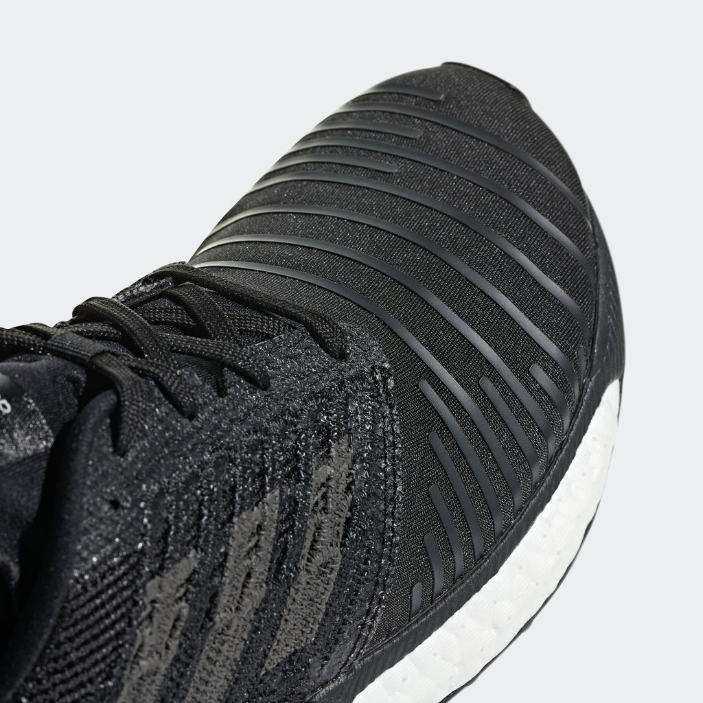 Women's adidas Running Solarboost Shoes Core Black
