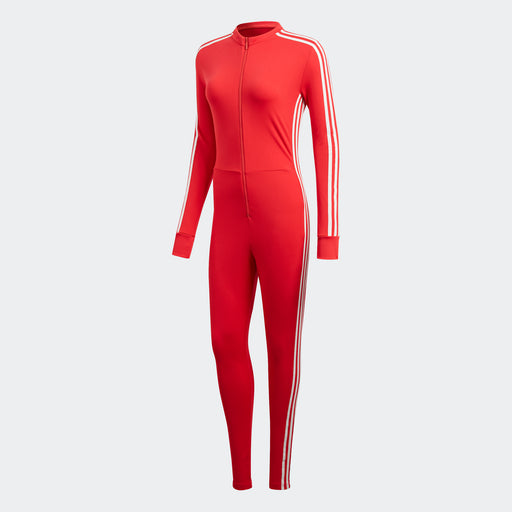 Women's Adidas Originals Stage Suit Radiant Red